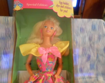 1994 Easter Party Barbie-New In The Box-Special Edition