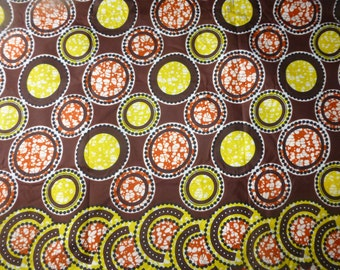 Super Wax Print Fabrics For Sewing, Fabrics For Dress Making Kitenge/Pagnes/Tissues Africain/Chitenge/Ankara Sold By Yard 162353713447