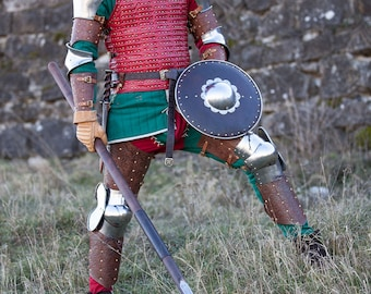 "DISCOUNT! Armour Set ""Bird of Prey""; Historical Armor; Armor Set"