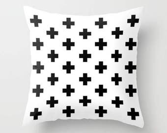 "outdoor cushions, outdoor pillows, outdoor cushion covers, outdoor pillow covers, black and white. 16"" x 16"", 18"" x 18"" or 20"" x 20""."