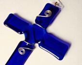 Decorative Cross - Glass Cross