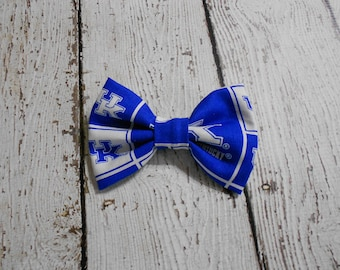 Dog Bow- Kentucky Wildcats Print