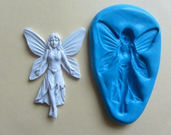65x42 mm fairy silicone mould