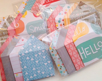 Mini envelopes | mini stationary set | envelopes and note cards | tooth fairy envelopes | rsvp envelopes | scavenger hunt | baby shower |