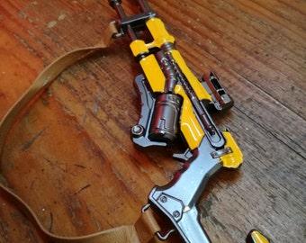 Overwatch miniature weapons- Ana's rifle
