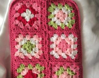 Hand Crochet Hor Water Bottle Cover