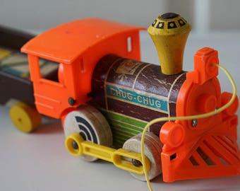 Fisher Price Chug Chug Train