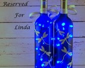 Made and reserved for Linda