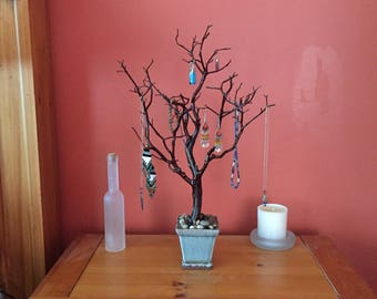 Natural red Manzanita, Manzanita branches, Manzanita Jewelry tree, Home decor, Weddings, Manzanita Center piece, Branch in pot, SW Decor