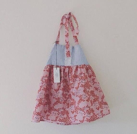 Sale!!!  Lovely Baby Girls Flower Striped Summer Dress...