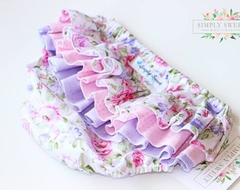 SALE ~ Ruffled Nappy Cover