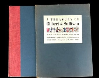 Martyn Green's Treasury of Gilbert and Sullivan