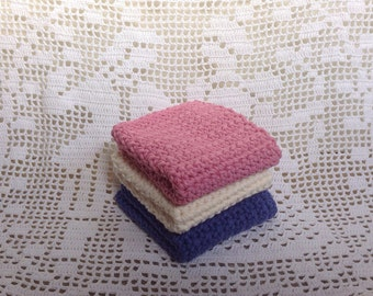 Crochet /  Dish Cloths