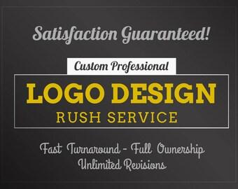 Rush Service: Logo Design