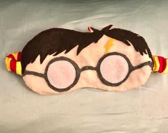 The boy who sleeps Harry Potter Sleep Mask