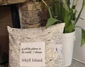 """Jekyll 18"""" pillow cover"""