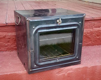 Vintage Nesco Pie Warmer / Oven for Wood Stove / Campfire