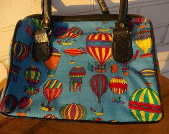 90's Hot Air Balloon Purse