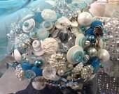 Frozen Wedding Bouquet...