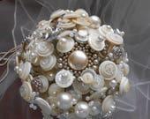 Moonshine Button Bouquet...