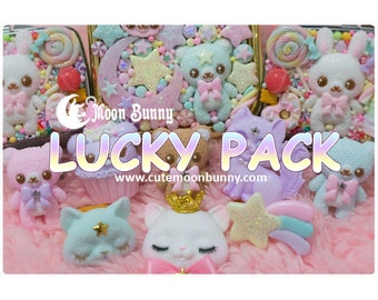 Big  Lucky Pack by Moon Bunny