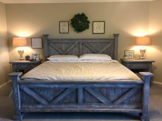 Bedroom Set Farmhouse