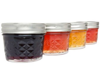 Wine Spread (4) pack -  choose your flavors (4 oz. jars)