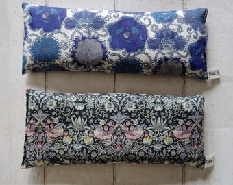 Eye Pillows Liberty Fabric Organic Lavender & Flaxseed