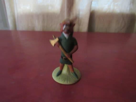 Robin Hood Figure Disney