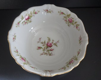 Vintage, Johann Haviland Bavaria Germany Moss Ross Vegetable Bowl