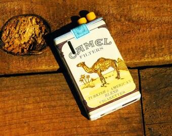 Vintage Rare Camel Cigarettes Butane Lighter
