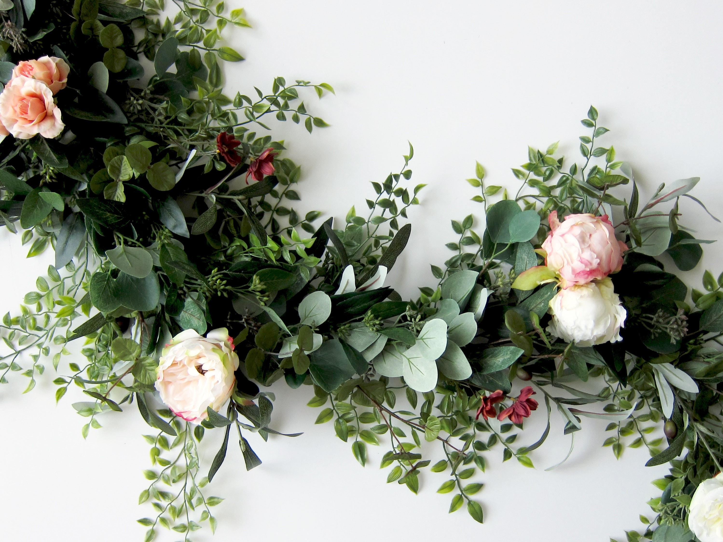 Floral Garland Wedding Garland Eucalyptus Garland