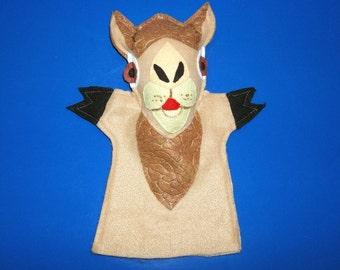 Camel Felt Hand Puppet