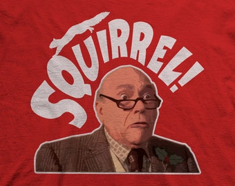 Squirrel! Christmas Vacation T-shirts