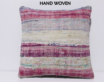 20x20 kilim pillow 20x20 decorative pillow 20x20 pillow cover 20x20 pillow case 20x20 throw pillow covers large kilim pillow cushions B2464
