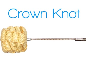 Removable Firehoop Spine crown knot style wick wrap