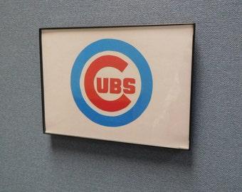 Chicago Cubs Wall Art