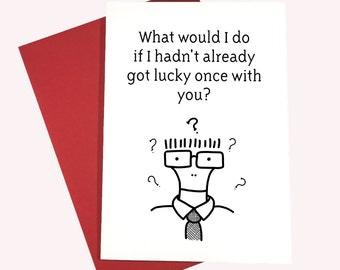 Descendents Valentine Card