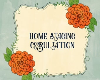 Home Staging Consultation-1 Room