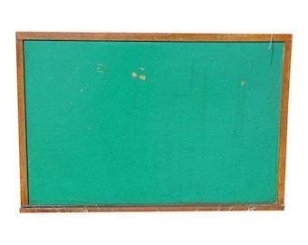 Green Chalkboard, Chalkboard, Large Chalkboard, Vintage Chalkboard, Wood Chalkboard, School Chalkboard, Framed Chalkboard,Kitchen Chalkboard
