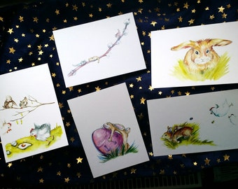 Easter (5 cards)