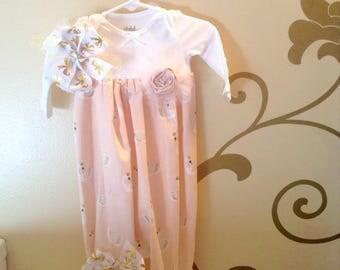 Infant sleep gown
