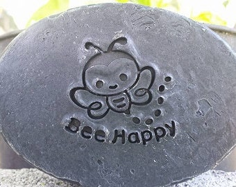 Charcoal, Clay and Honey ~ handmade soap from scratch.