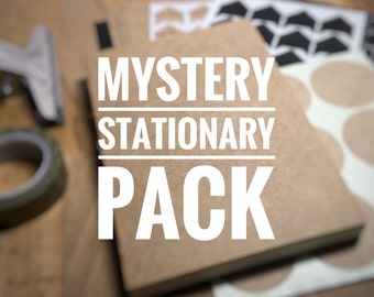 Mystery Pack - Stationary