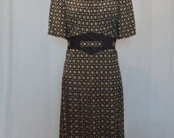 Vintage Valentino Couture Silk Dress and Jacket