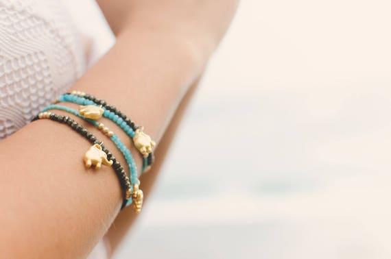 elephant talisman bracelets