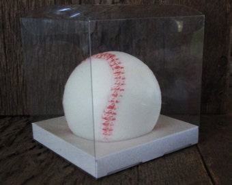 Full Size Baseball Shea Butter Organic Soap Gift
