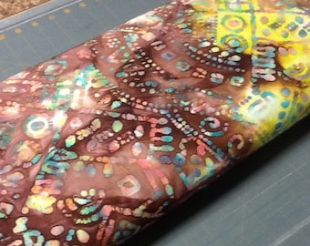 124 Quilters batik fabric by the yard
