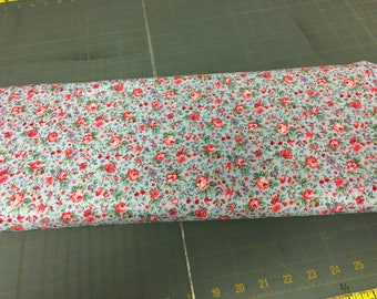 no. 357 CH Wildrose Floral Fabric by the yard