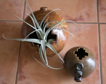 Handmade Studio Pottery Ecclectic Vase
